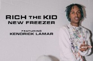 "Rich The Kid – ""New Freezer"" (Feat. Kendrick Lamar)"