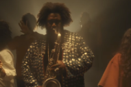 "Everything Is Recorded – ""Mountains Of Gold"" (Feat. Sampha, Ibeyi, Wiki, & Kamasi Washington) Video"