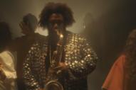 "Everything Is Recorded – ""Mountains Of Gold"" (Feat. Sampha, Ibeyi, Wiki, & Kamasi Washington) Video"