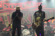 "Watch Eddie Vedder Join Social Distortion On ""Ball And Chain"" At Ohana Fest"