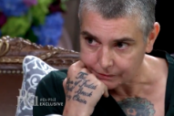 Sinéad O'Connor Discusses Child Abuse And Mental Health On <em>Dr. Phil</em>