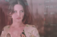 "Lana Del Rey – ""White Mustang"" Video"