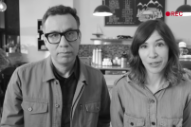 Watch Fred Armisen &#038; Carrie Brownstein Advocate Hugging, Not Punching Nazis On <em>Full Frontal With Samantha Bee</em>