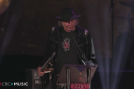 Watch Neil Young Get Inducted Into The Canadian Songwriters Hall Of Fame