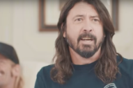 Enjoy Dave Grohl's Christopher Walken Impression