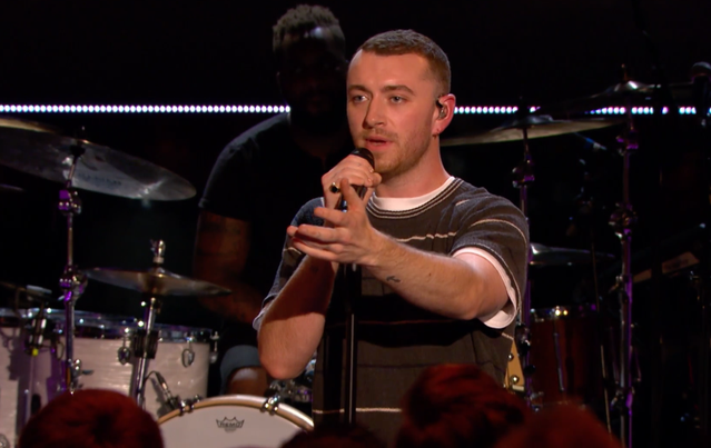 Watch Sam Smith Cover George Michael's