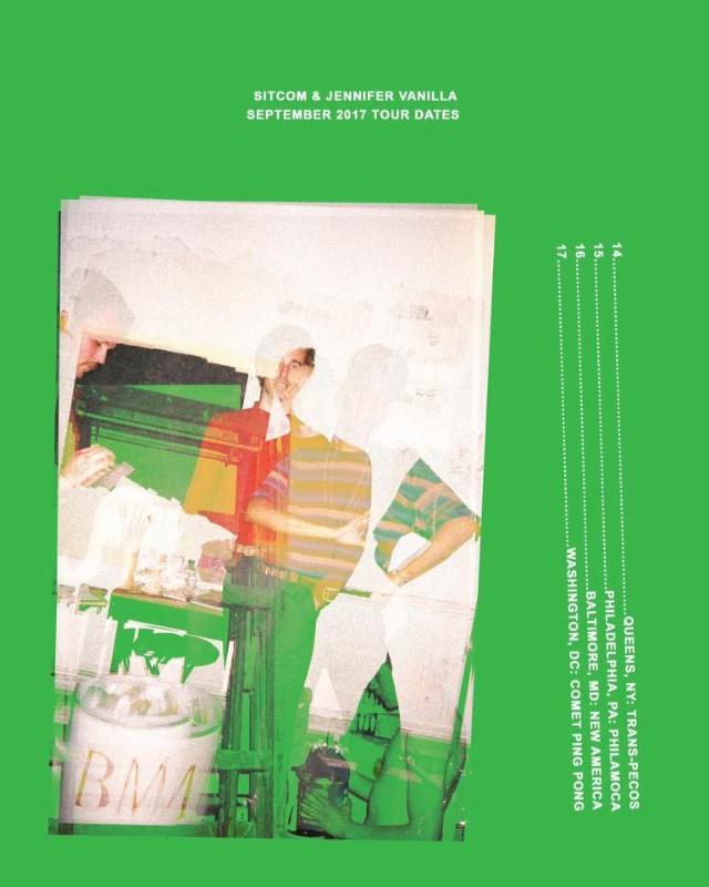 Sitcom-Jennifer-Vanilla-tour-poster-1505229459