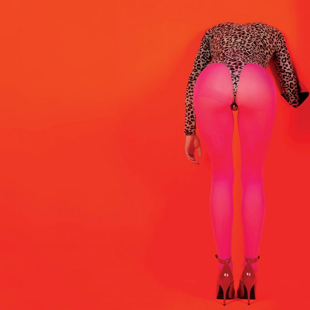 Vincent Releases Cheeky Masseduction Artwork & New Single