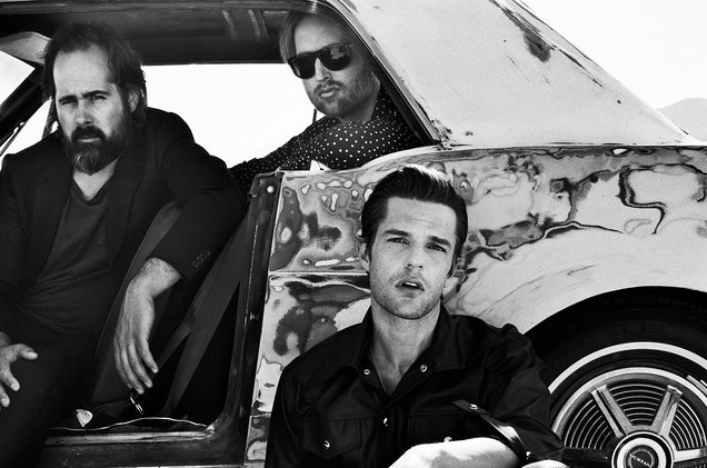 The Killers On Track For First #1 Album - Stereogum