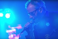 Watch The National Play A Moving, Percussive &#8220;Day I Die&#8221; On <em>Colbert</em>