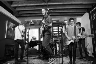Watch Partner Cover AC/DC And Debut New Music On <i>The Strombo Show</i>