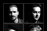 "Wild Beasts Share ""Punk Drunk And Trembling,"" Announce Farewell Shows"
