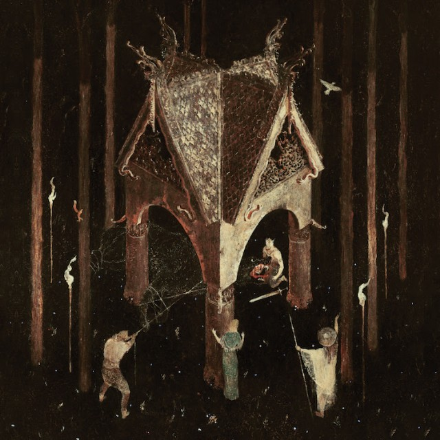 Image result for wolves in the throne room thrice woven