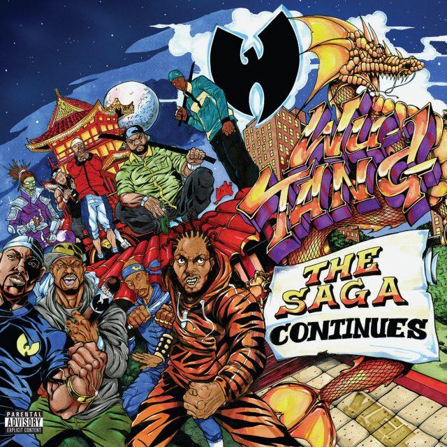 Wu-Tang Clan - The Saga Continues