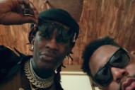 """Young Martha (Young Thug & Carnage) – """"Homie"""" (Feat. Meek Mill) Video"""