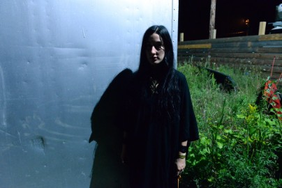 Q&A: Zola Jesus On Living In The Wilderness, Making Bangers, And Learning To Let Go