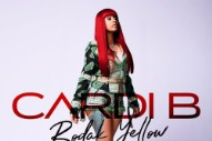 Cardi B Becomes First Female Rapper With A Solo #1 Single In 19 Years