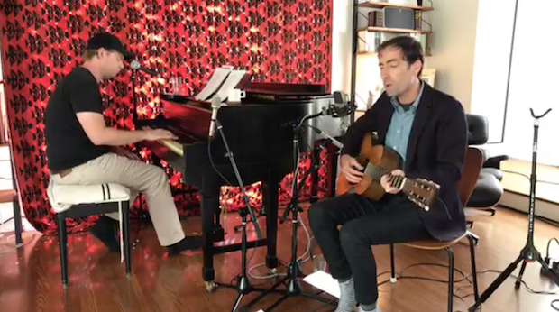 Andrew Bird Live From The Great Room