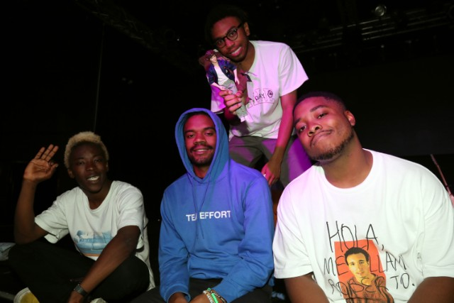Brockhampton In Concert - New York, NY