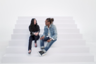 "Watch Future & Cher's Auto-Tuned Cover Of ""Everyday People"" In New Gap Ad"
