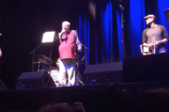 Watch Daniel Johnston Perform With Preservation Hall All Stars At First Show Of Final Tour