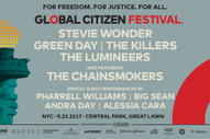 Livestream Global Citizen Festival 2017