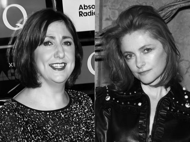 Gillian Morris & Allison Goldfrapp