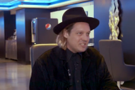 Watch Arcade Fire's Win Butler Talk Universal Health Care With Bernie Sanders' Staff