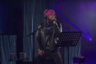 Jared Leto Sings A Mashup Of David Bowie, Prince, George Michael, Soundgarden, & Linkin Park