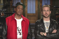 Watch Jay-Z&#8217;s <em>Saturday Night Live</em> Promos With Ryan Gosling