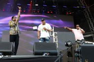 Watch A Tribe Called Quest Perform With LL Cool J At The Meadows
