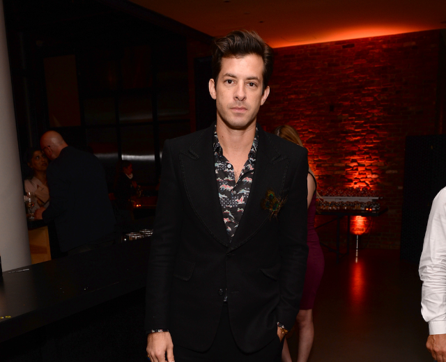 Mark Ronson is being sued for 'Uptown Funk' again