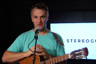 Watch Mount Eerie's Acoustic Stereogum Session