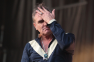 "Morrissey Twitter Makes It Official: ""Not Moz"""