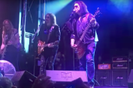 Gene Simmons Played With Ace Frehley For The First Time In 16 Years