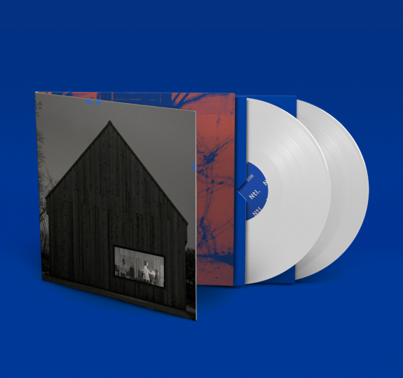 Barnes & Noble Exclusive National Vinyl Comes With A Signed Door Hanger