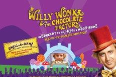 Hollywood Bowl's <em>Willy Wonka</em> Concert To Star Finn Wolfhard, Giancarlo Esposito, & Weird Al As The Oompa Loompas