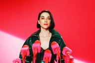 Hear St. Vincent Play Acoustic <em>MASSEDUCTION</em> Songs And Cover The Clash On Radio 1