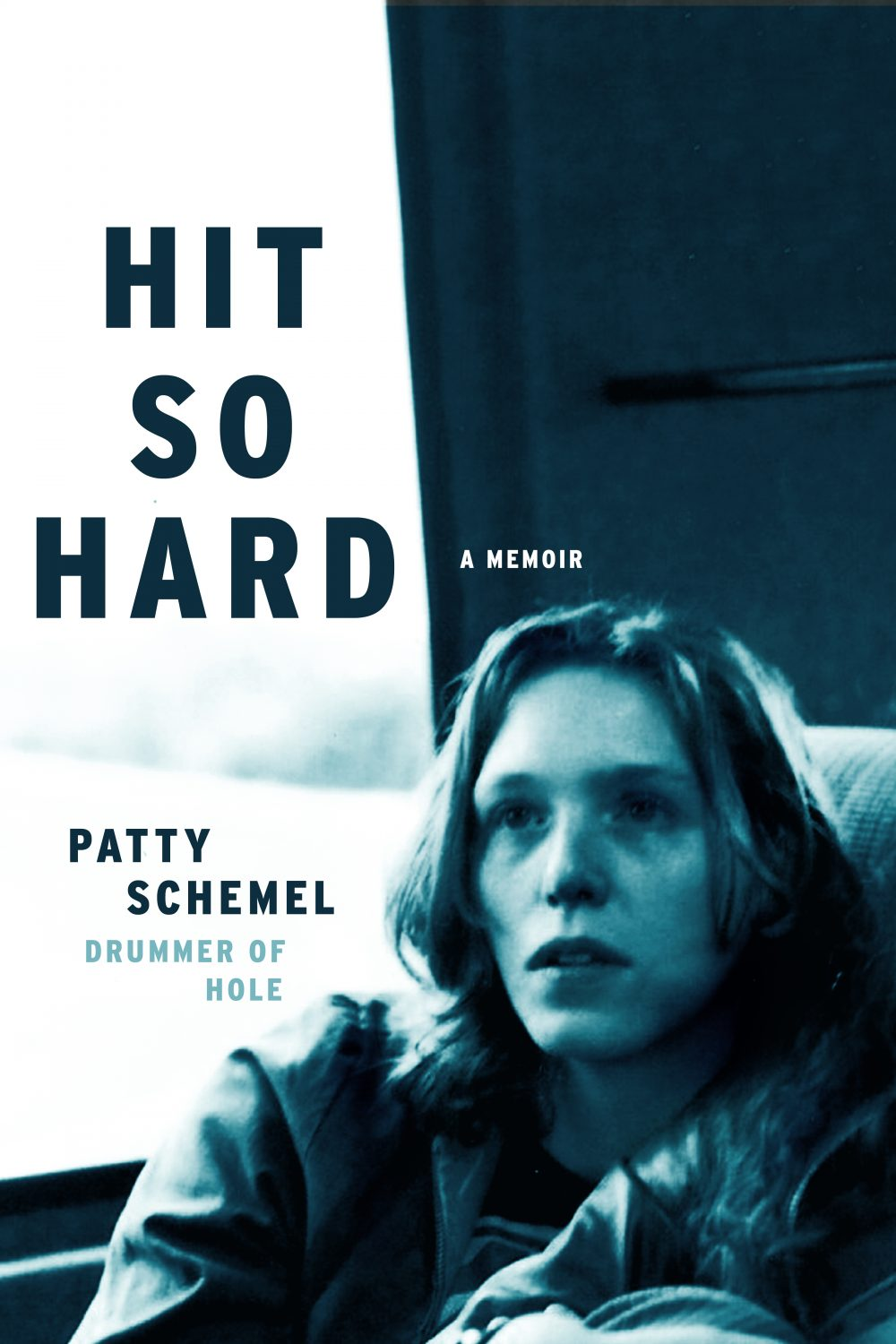 Hit So Hard book cover