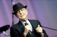 Courtney Love, Seth Rogen, Bettye Lavette Join Leonard Cohen Tribute Concert
