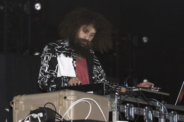 The Gaslamp Killer, William Benjamin Bensussen