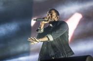 Kendrick Lamar Announces European Tour With James Blake