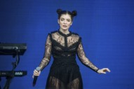 """Unreleased Lorde & WHY? Collaboration """"Sway"""" Surfaces"""