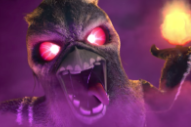 Finally, Iron Maiden Have Partnered With <i>Angry Birds</i>