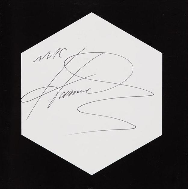 Newbury Comics Selling Beck CDs Signed By MC Hammer