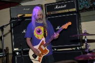 J Mascis Is Selling Some Of His Many Guitars And Effects Pedals