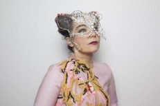 Bjork, Portraits, October 26, 2016