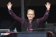 Benmont Tench Says LA Solo Show Is Still On, Reflects On Grieving Tom Petty's Death