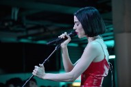 Watch St. Vincent Join Fiona Apple At Trans-Pecos Festival