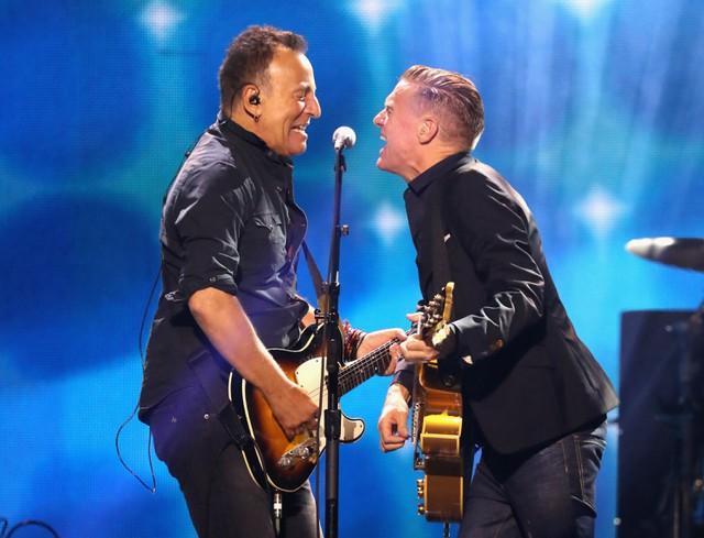 Bruce Springsteen & Bryan Adams